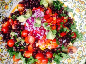 carribeanbeansalad